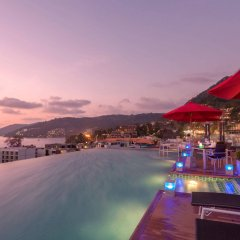 Отель The Charm Resort Phuket бассейн фото 2