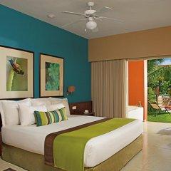 Отель Now Garden Punta Cana All Inclusive Доминикана, Пунта Кана - 1 отзыв об отеле, цены и фото номеров - забронировать отель Now Garden Punta Cana All Inclusive онлайн комната для гостей фото 2
