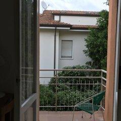 Отель Taormina B&B Римини балкон