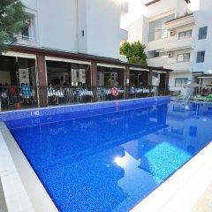 Navy Hotel Турция, Мармарис - 4 отзыва об отеле, цены и фото номеров - забронировать отель Navy Hotel онлайн бассейн фото 2