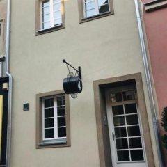 Отель Estate Center Rooms Wozna Познань вид на фасад
