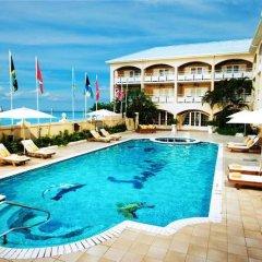 Отель Sandals Inn All Inclusive Couples Only бассейн фото 3
