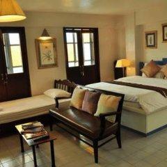 Отель Hi Baan Thewet Таиланд, Бангкок - отзывы, цены и фото номеров - забронировать отель Hi Baan Thewet онлайн комната для гостей фото 3