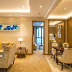 Отель Golden Tulip Suzhou Residence интерьер отеля фото 2