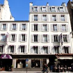 Отель Hôtel Courcelles Étoile балкон