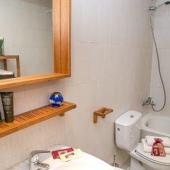 Отель Alcam Vila Olímpica ванная фото 2