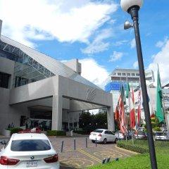 Отель Royal Pedregal Мехико парковка