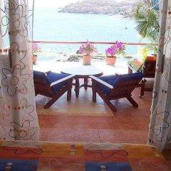 Отель Sotavento Beach Resort Сиуатанехо балкон