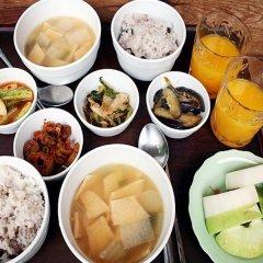 Отель Tea Hanok Guesthouse в номере