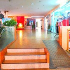 Отель Queen Pattaya Hotel Таиланд, Паттайя - отзывы, цены и фото номеров - забронировать отель Queen Pattaya Hotel онлайн интерьер отеля фото 2