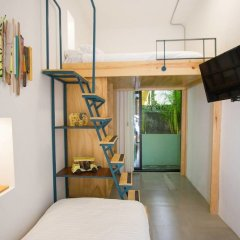 Отель Jacarandas-habitación Para 3 Personas en Mazatlán Масатлан детские мероприятия