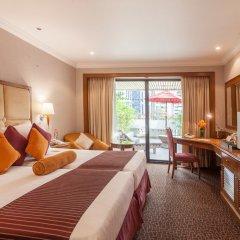 Boulevard Hotel Bangkok Бангкок комната для гостей фото 4