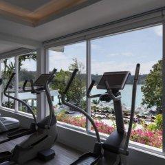 Отель The Nai Harn Phuket фитнесс-зал