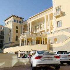 Отель Swissôtel Resort Sochi Kamelia Сочи парковка