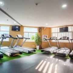 Shazhou Express Hotel фитнесс-зал фото 3