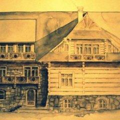 Hostel Stara Polana балкон