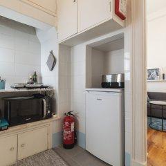 Апартаменты Sunny & Quiet Lisbon Apartment Лиссабон удобства в номере фото 2