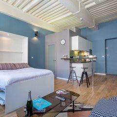 Отель Like Home Terreaux Франция, Лион - отзывы, цены и фото номеров - забронировать отель Like Home Terreaux онлайн комната для гостей