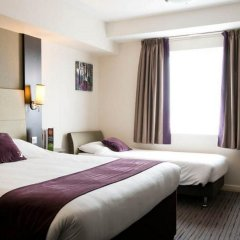 Отель Premier Inn London Southwark (High St) Великобритания, Лондон - отзывы, цены и фото номеров - забронировать отель Premier Inn London Southwark (High St) онлайн комната для гостей фото 2