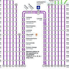 Отель Wonderful Helsinki Apartment Финляндия, Хельсинки - отзывы, цены и фото номеров - забронировать отель Wonderful Helsinki Apartment онлайн городской автобус