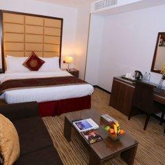 Отель Al Hamra Hotel ОАЭ, Шарджа - отзывы, цены и фото номеров - забронировать отель Al Hamra Hotel онлайн комната для гостей фото 5