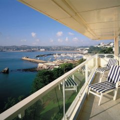 Отель The Imperial Torquay балкон