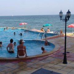 Отель Interhotel Pomorie Болгария, Поморие - 2 отзыва об отеле, цены и фото номеров - забронировать отель Interhotel Pomorie онлайн детские мероприятия