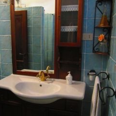 Отель Villamato Ареццо ванная фото 2