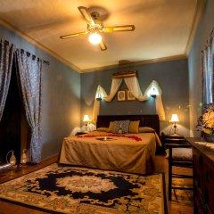 Отель Hacienda El Santiscal - Adults Only Люкс с различными типами кроватей