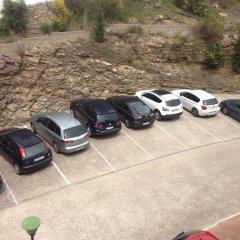 Отель GRECS Курорт Росес парковка