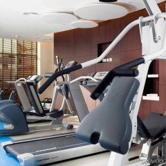 Отель Novotel Suites Mall of the Emirates фитнесс-зал
