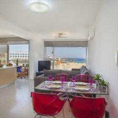 Отель Fig Tree Bay Кипр, Протарас - отзывы, цены и фото номеров - забронировать отель Fig Tree Bay онлайн комната для гостей фото 2