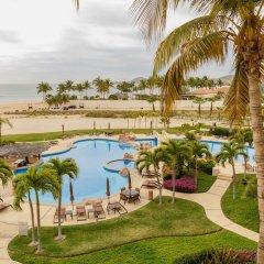 Отель Las Mananitas E3301 2 BR by Casago Мексика, Сан-Хосе-дель-Кабо - отзывы, цены и фото номеров - забронировать отель Las Mananitas E3301 2 BR by Casago онлайн пляж