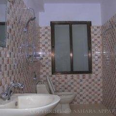 Отель Sahara Apartment Непал, Катманду - отзывы, цены и фото номеров - забронировать отель Sahara Apartment онлайн ванная