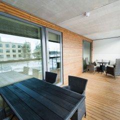 Отель Aalto Inn Финляндия, Эспоо - отзывы, цены и фото номеров - забронировать отель Aalto Inn онлайн балкон