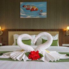 Отель Andaman Breeze Resort сейф в номере