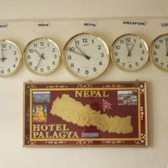 Отель Palagya Hotel & Restaurant Непал, Катманду - отзывы, цены и фото номеров - забронировать отель Palagya Hotel & Restaurant онлайн интерьер отеля фото 3