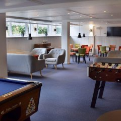 Отель Aalborg Somandshjem Алборг гостиничный бар