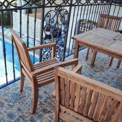Гостиница Seven Seas балкон