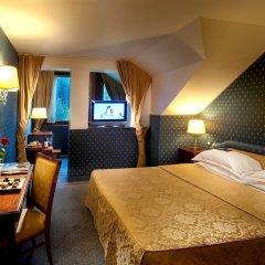 TH Madonna di Campiglio - Golf Hotel Пинцоло комната для гостей фото 4