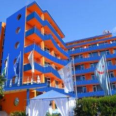 Отель Amaris Болгария, Солнечный берег - отзывы, цены и фото номеров - забронировать отель Amaris онлайн бассейн фото 2
