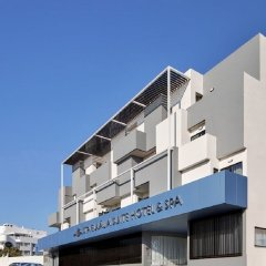 Апартаменты Santa Eulalia Apartments And Spa Албуфейра парковка