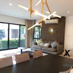 Отель Villa Ozone Pattaya комната для гостей фото 4