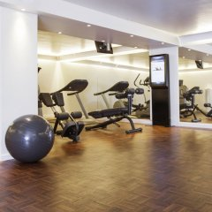 Elite Eden Park Hotel фитнесс-зал фото 2