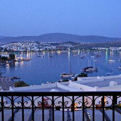 Отель Asteria Bodrum Resort - All Inclusive балкон