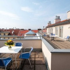 Hotel Allegro Wien балкон