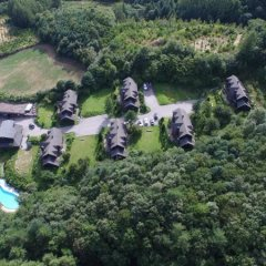 Отель Chalet Resort Южная Корея, Пхёнчан - отзывы, цены и фото номеров - забронировать отель Chalet Resort онлайн приотельная территория фото 2