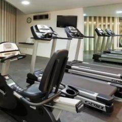 Отель Holiday Inn Tuxpan фитнесс-зал фото 4