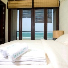 Отель La A Natu Bed & Bakery ванная