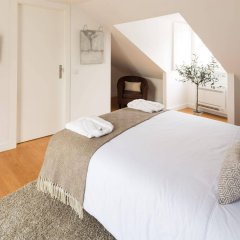 Отель Dear Lisbon Charming House Лиссабон комната для гостей